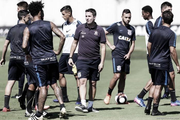 Em busca da liderança do grupo, Corinthians encara Audax pelo Paulistão