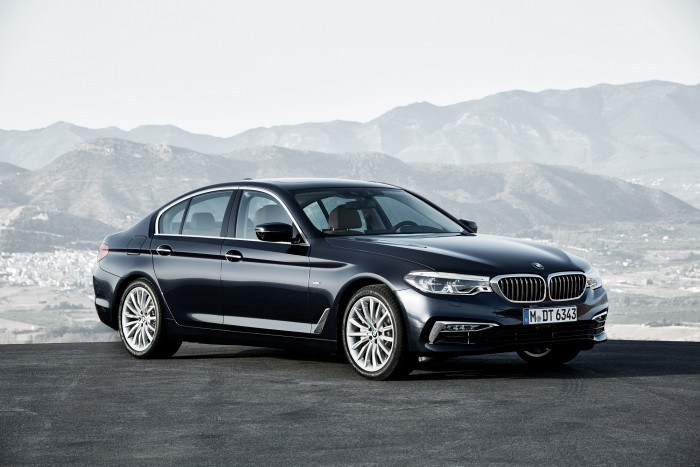 Nuevo BMW Serie 5: conducir en clase business