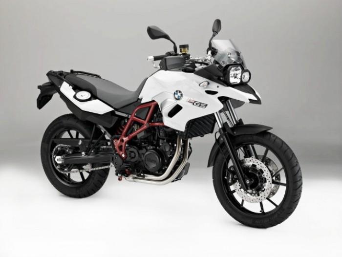 Moto BMW F 700 GS chega ao Brasil em novembro e será fabricada em Manaus