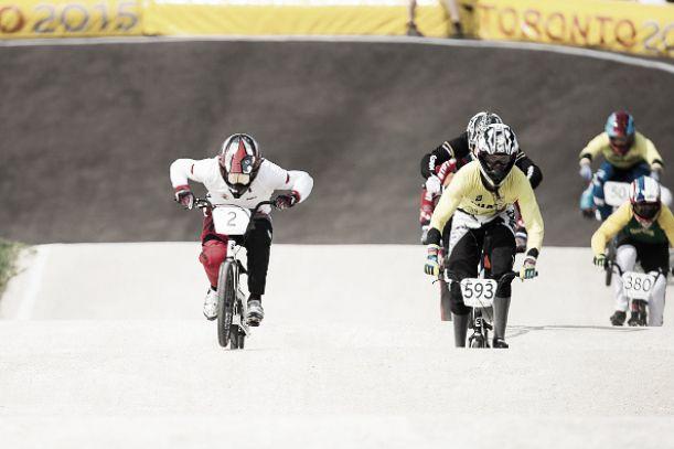 Brasileiros terminam em quarto no ciclismo BMX do Pan