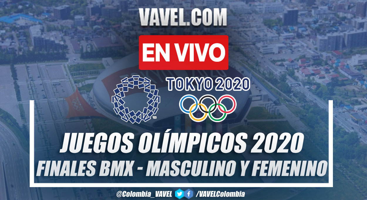 Resumen Ciclismo BMX Racing con el Bronce de Carlos Ramírez y la Plata de Mariana Pajón en Tokio 2020