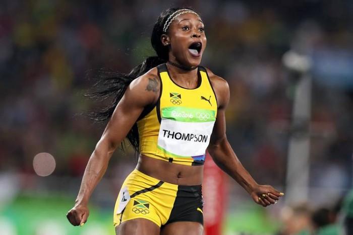 Rio 2016, Atletica: la Thompson detronizza la Fraser, Mo Farah è oro sui 10.000