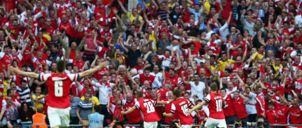 Arsenal di rimonta: 3-2 all'Hull City e FA Cup conquistata