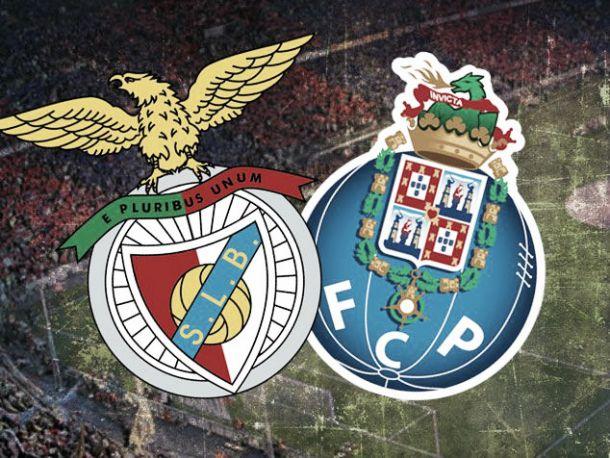 Benfica x Porto: Anti-clímax numa 'final' que se queria de soma-zero