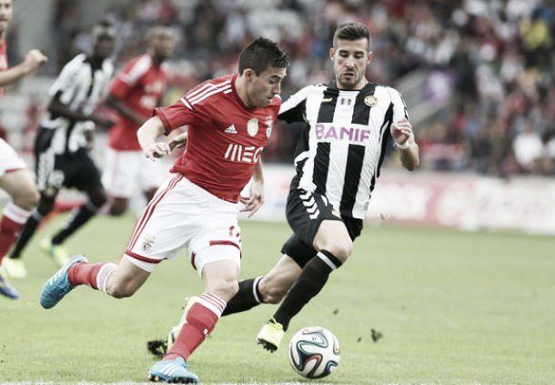 Benfica volta a ganhar vantagem à concorrência