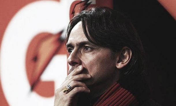 """Milan, Inzaghi ammette: """"Siamo stati dei polli. La mia posizione? Non dovete chiederlo a me"""""""