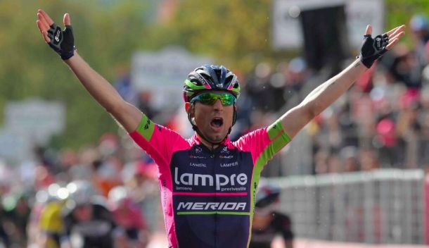 Giro : Diego Ulissi s'impose à Viggiano