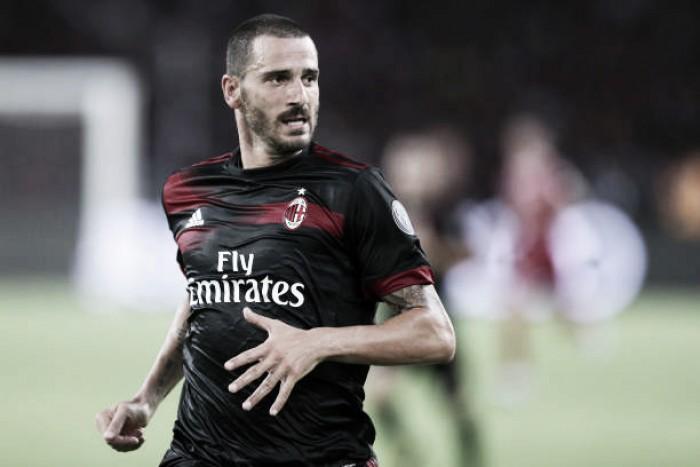 'Falta de pagamento' evitou a inscrição de Bonucci e Biglia na Europa League