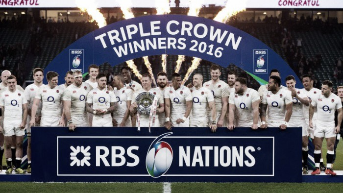 Six Nations 2016: England claim Triple Crown after overcoming Wales, whilst Ireland destroy Italy