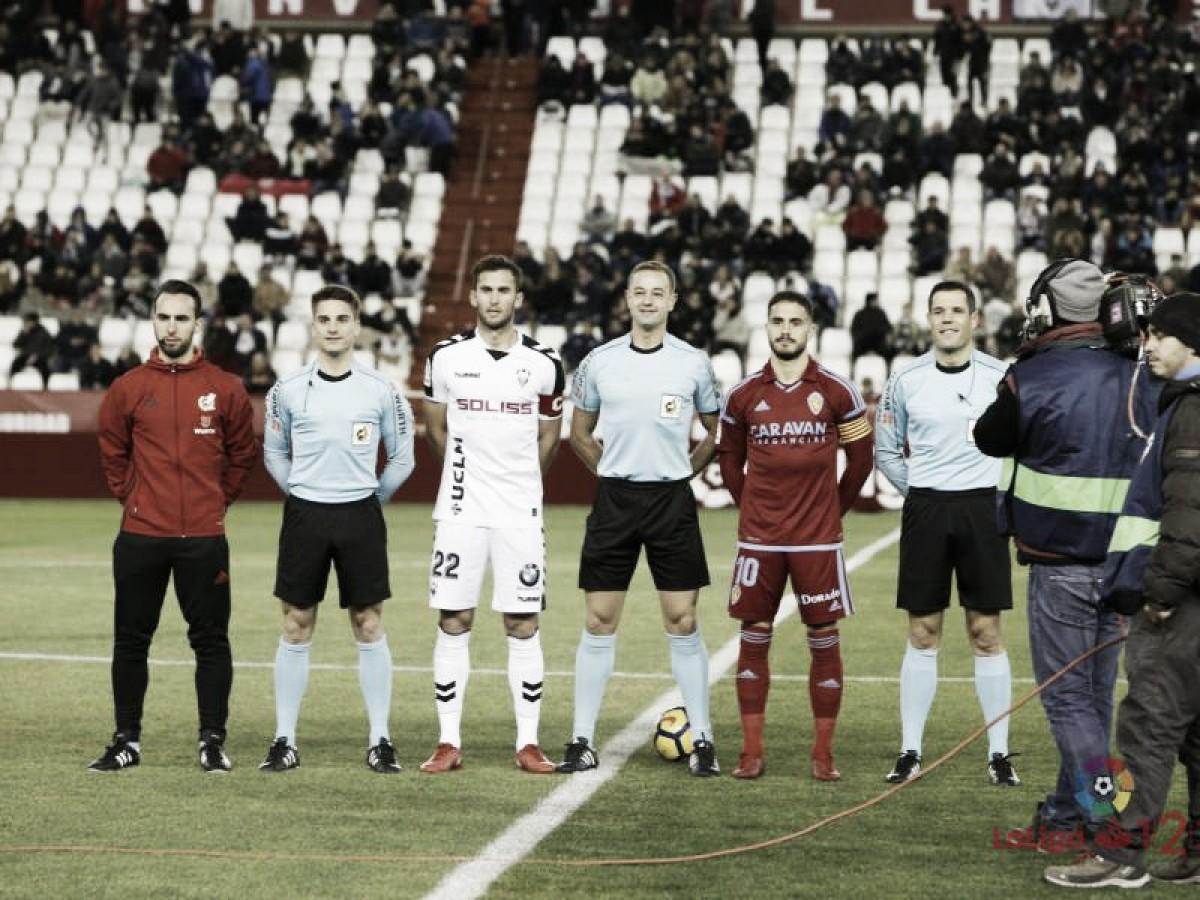Albacete Balompié, buen rival en casa en los últimos años para el Real Zaragoza