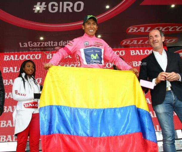 Giro de Italia 2014, etapa 19: Nairo Quintana 'vuela' hacia la victoria