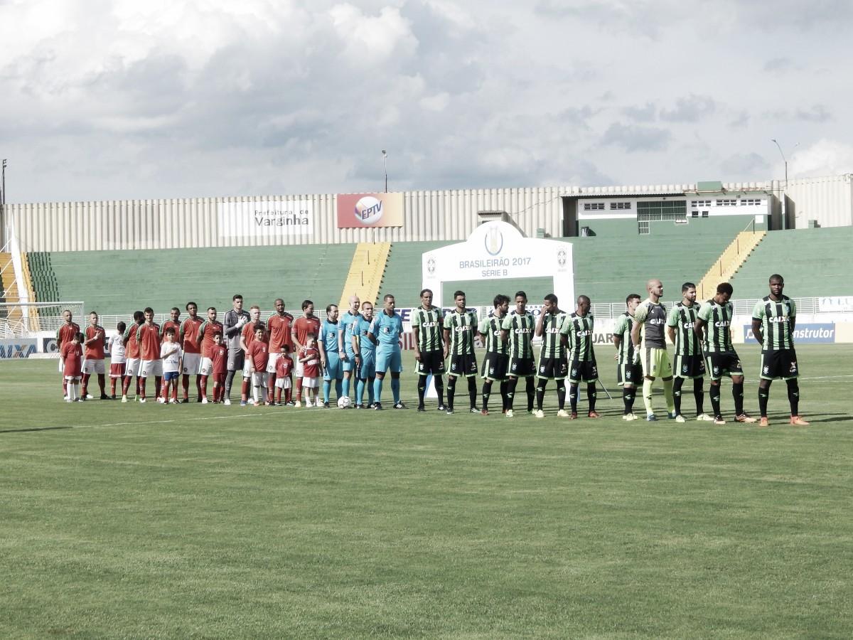 Recordar é viver: relembre os últimos confrontos entre América-MG x Boa Esporte