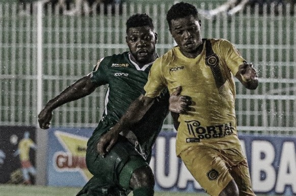 Boavista vence Madureira e assume liderança do Grupo A da Taça Guanabara