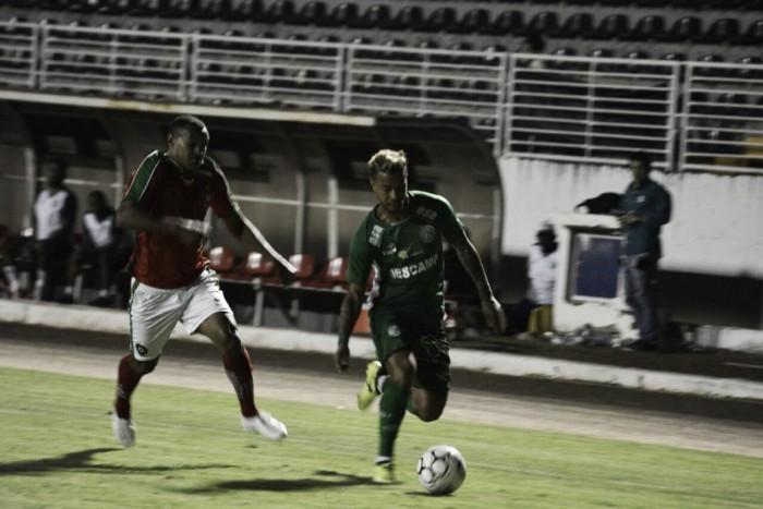 Em jogo polêmico e com gol irregular no fim, Boa Esporte arranca empate do Guarani