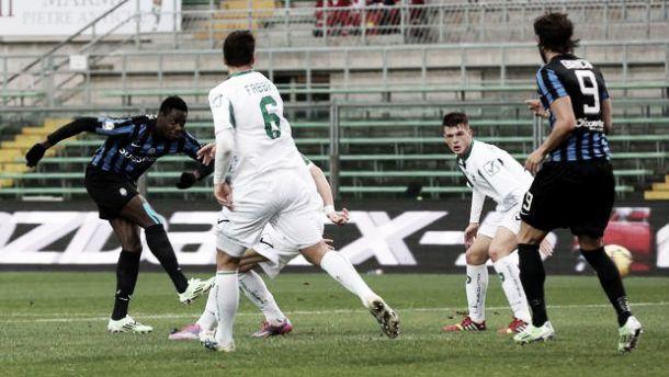 Coppa Italia: tutto facile per l'Atalanta, 2-0 all'Avellino