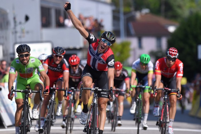 Dauphiné : Boasson Hagen le plus fort