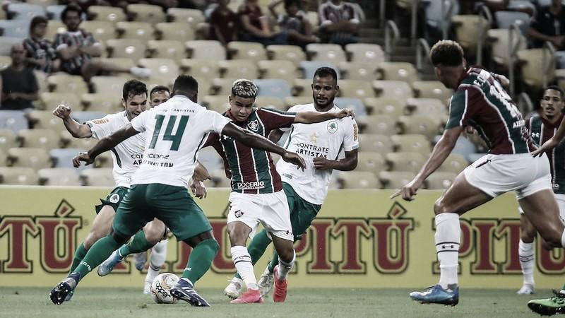 Fluminense encara Boavista em busca da terceira vitória seguida no Cariocão