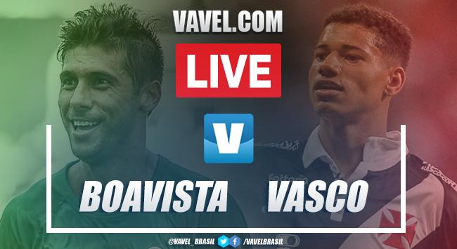 Gol e melhores momentos de Boavista 0 x 1 Vasco pelo Campeonato Carioca 2020