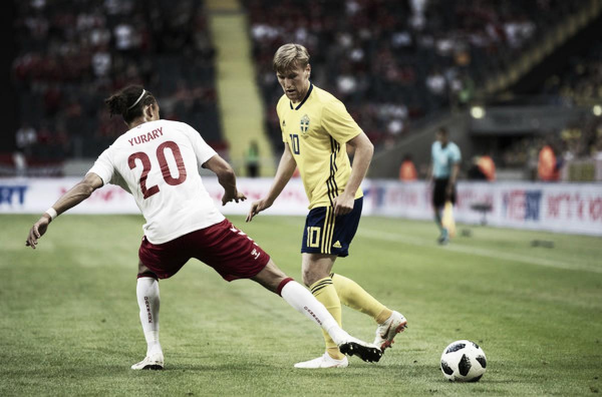Análisis táctico de Suecia 2018: un hueso duro de roer