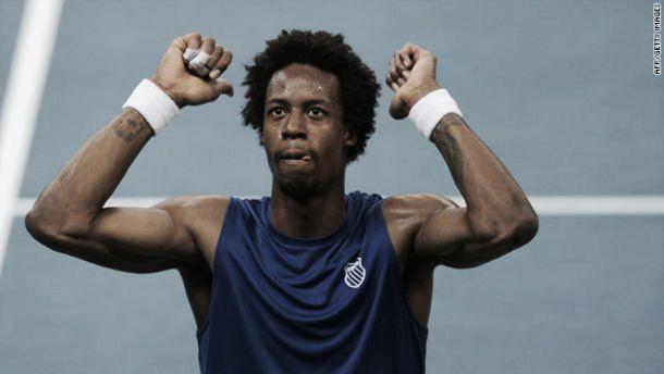 Coupe Davis : Monfils met la France sur orbite