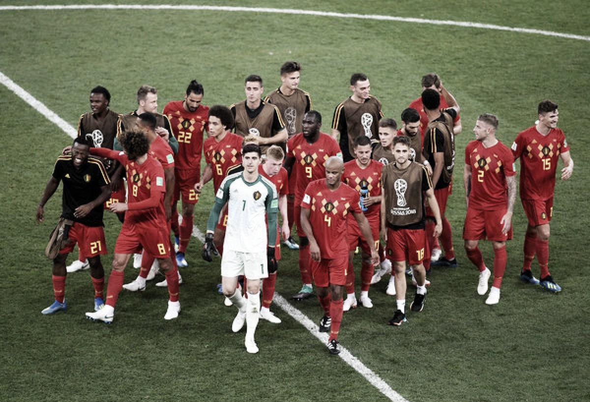 Courtois y Hazard manifiestan que Bélgica está para más