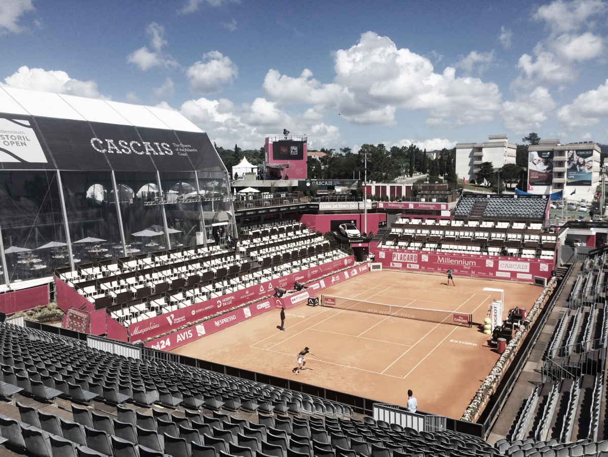 ATP Estoril: Wednesday recap and Thursday schedule