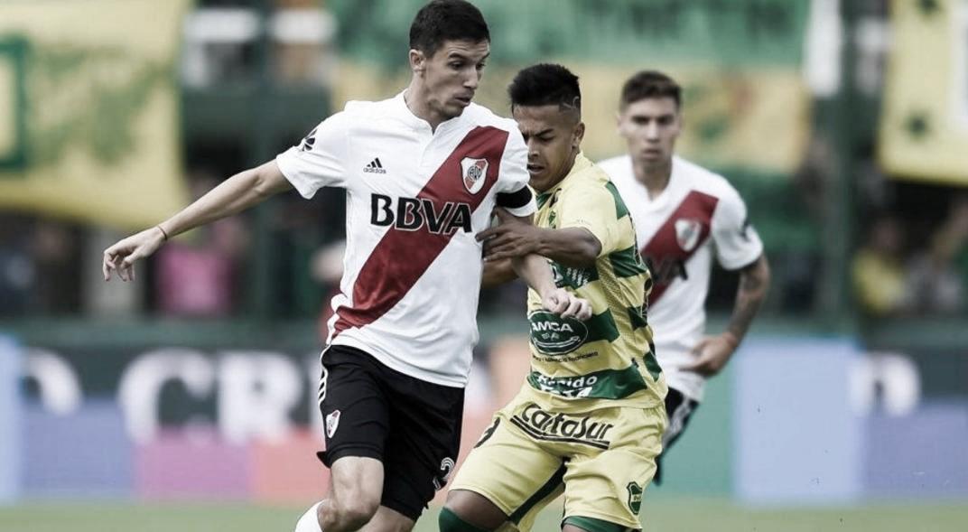 El Millonario recibe a Defensa por la fecha 22 de la Superliga