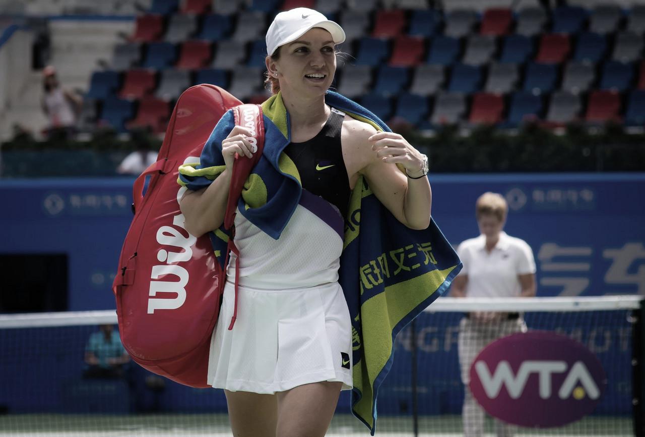 Simona Halep renunciaa jugar en EstadosUnidosy Asia