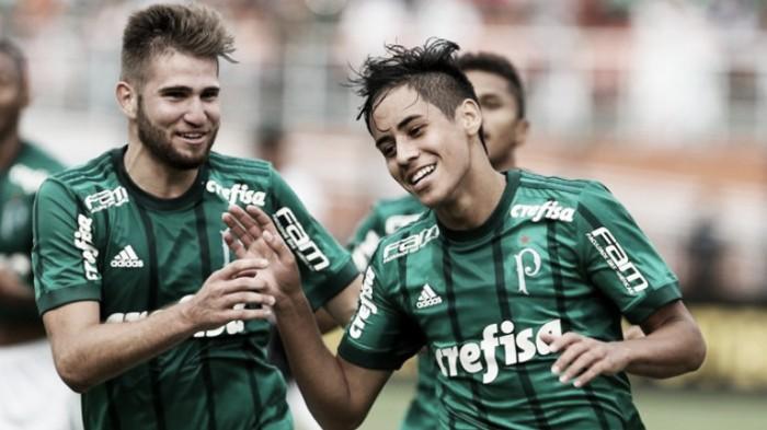 Palmeiras vence Internacional e garante vaga na final da Copa RS Sub-20