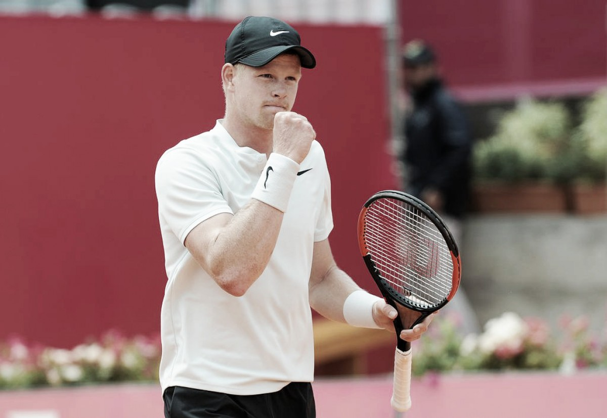 VAVEL USA Exclusive: Short talk with Kyle Edmund
