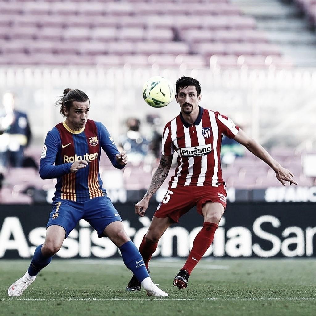 Stefan Savic se perderá la final de Valladolid