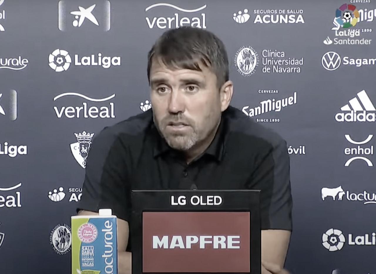 """Coudet: """"Fue un partido durísimo contra un rival durísimo"""""""