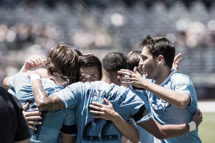 Philadelphia Union comeback falls short, fall to New York City FC, 3-2