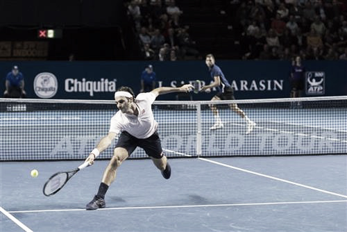 Federer padeció, trabajó y ganó
