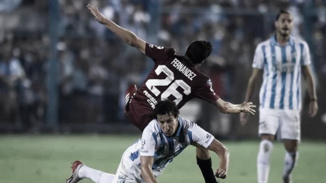 ¡De no creer! River empató con Atlético Tucumán y resignó la Superliga en la última fecha