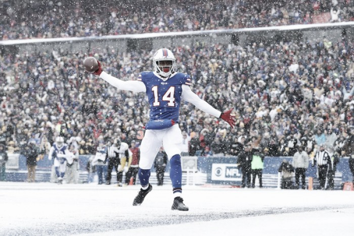Sammy Watkins, Buffalo Bills wide receiver, traded to Los Angeles Rams