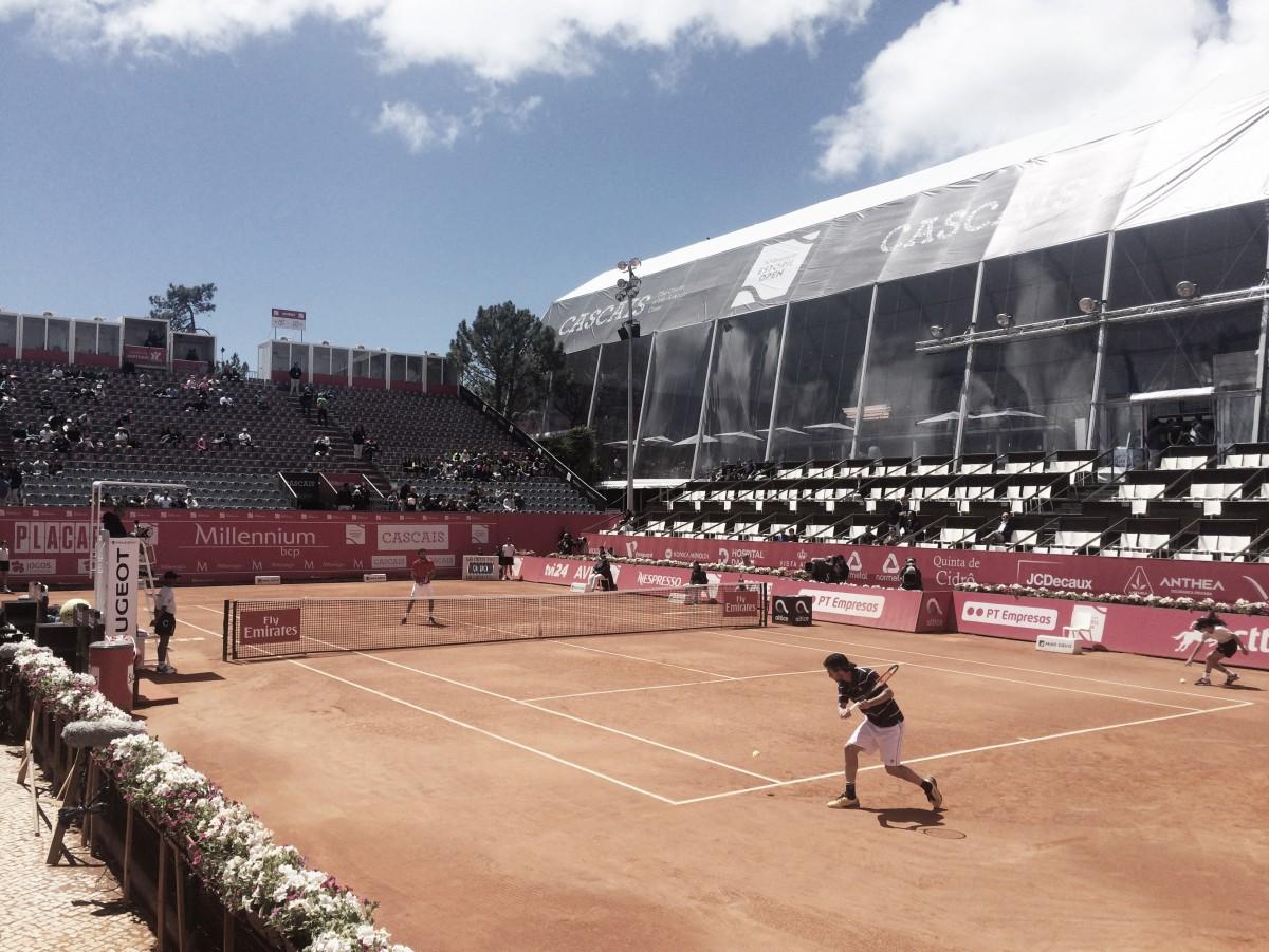 ATP Estoril: Monday recap and Tuesday schedule