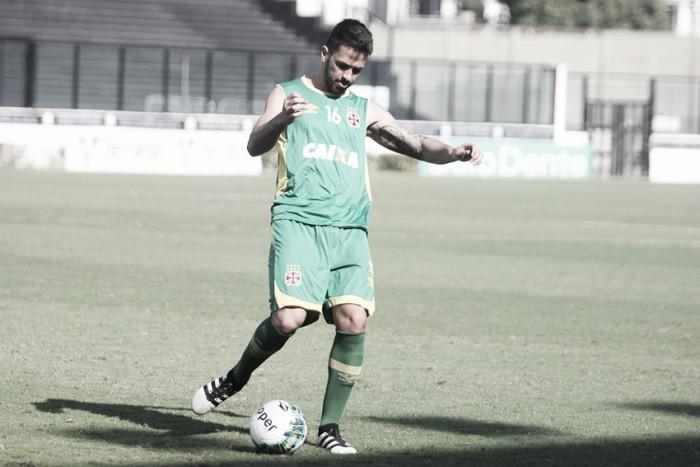 Luan volta de tratamento e poderá reforçar o Vasco diante Brasil de Pelotas
