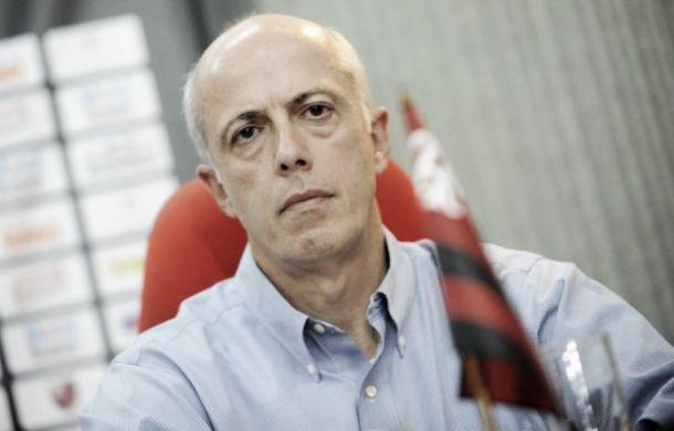 Wallim Vasconcelos não é mais o vice de futebol do Flamengo