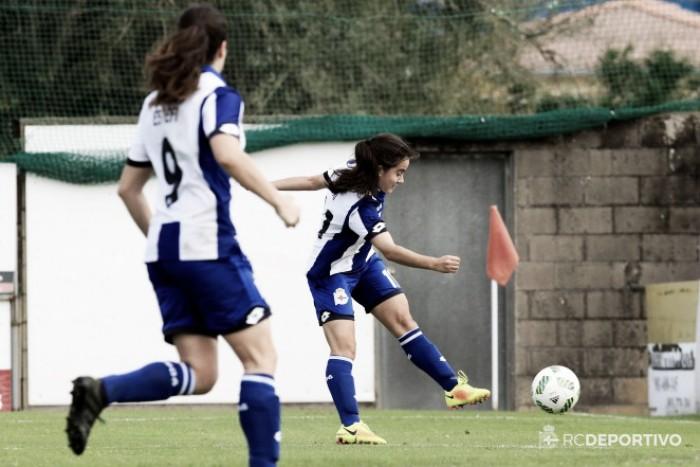 El Dépor Abanca vence con contudencia al Sporting