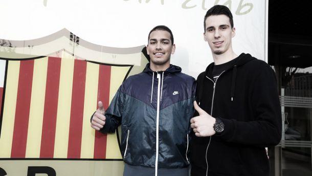 Djedovic y Peno alargan su vinculación con el Barça