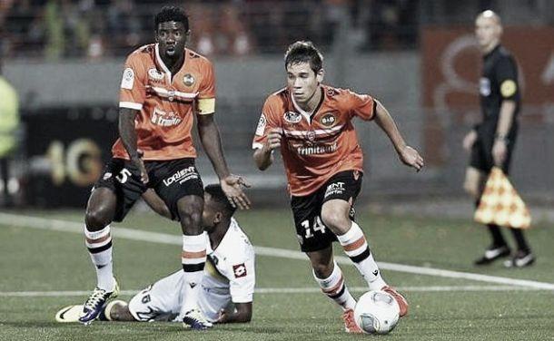 A la découverte de ... Raphael Guerreiro, espoir du FC Lorient