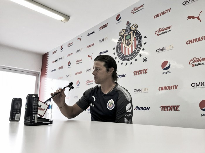 Almeyda confirma la baja de Oswaldo Alanís
