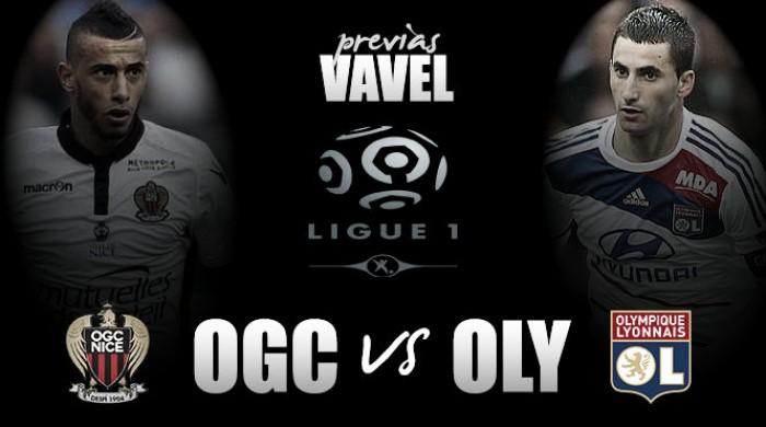 Previa Niza – Olympique de Lyon: conseguir los tres puntos, algo más que una victoria
