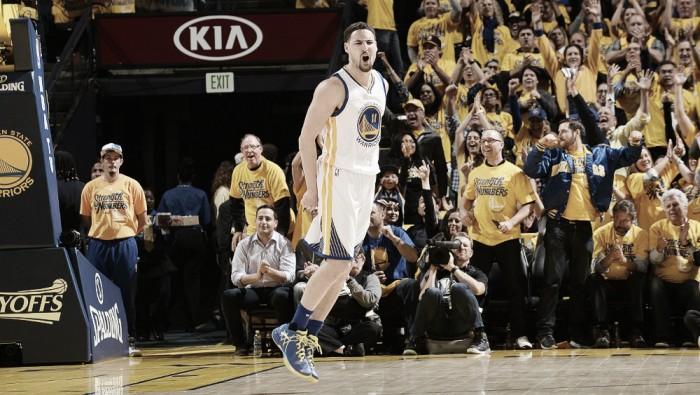 Resumen NBA: Charlotte y Portland toman ventaja y los Warriors pasan de ronda