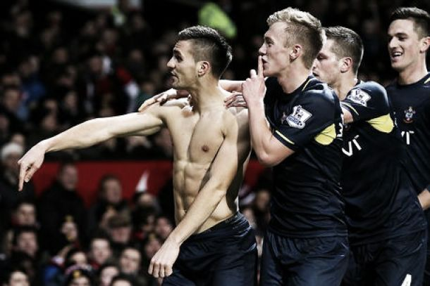 Southampton se paie MU à Old Trafford, Arsenal cartonne !