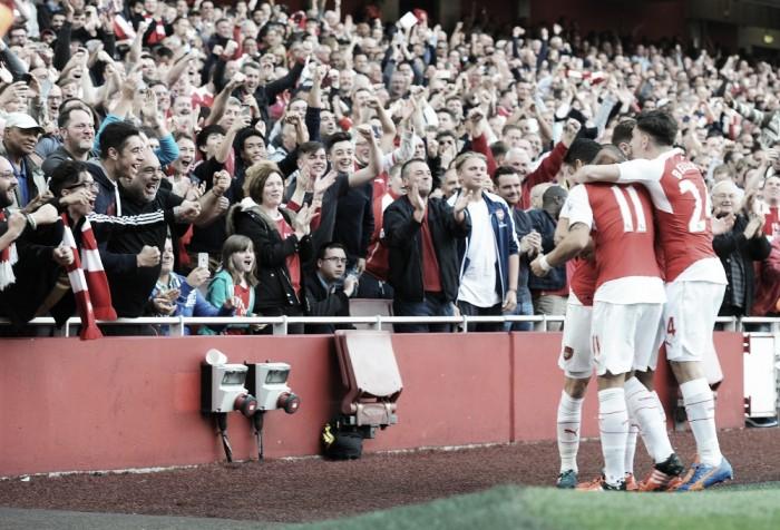 Arsenal 2015/2016: oportunidades desaprovechadas en una ocasión perdida