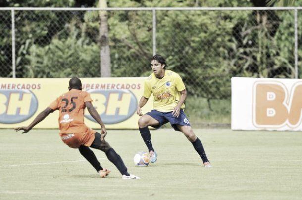 No último teste antes da estreia, Cruzeiro vence o ASA da Angola em jogo-treino
