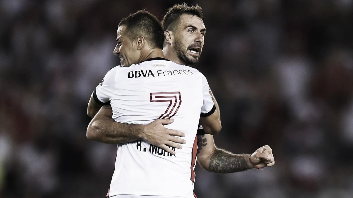 River obtiene un empate ante Godoy Cruz y una paupérrima actuación arbitral