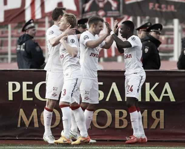 Résumé 24ème Journée Russian PL : le choc CSKA - Krasnodar